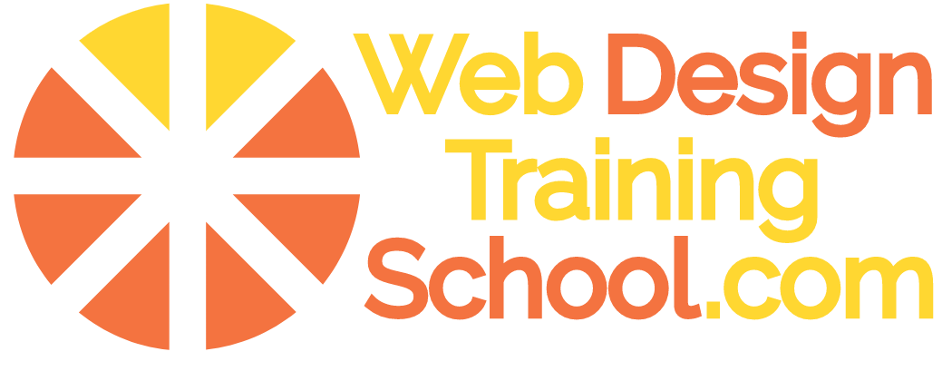 Web Design Training School Logo